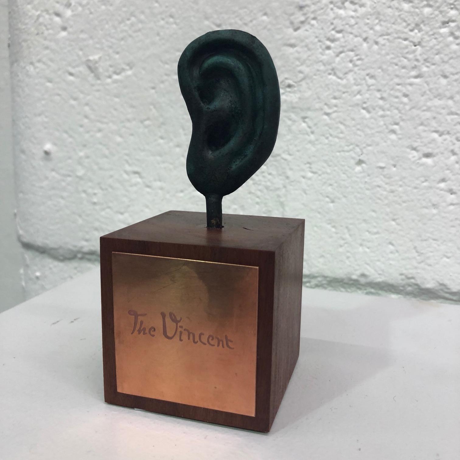 Inaugural Vincent Art Prize Trophy