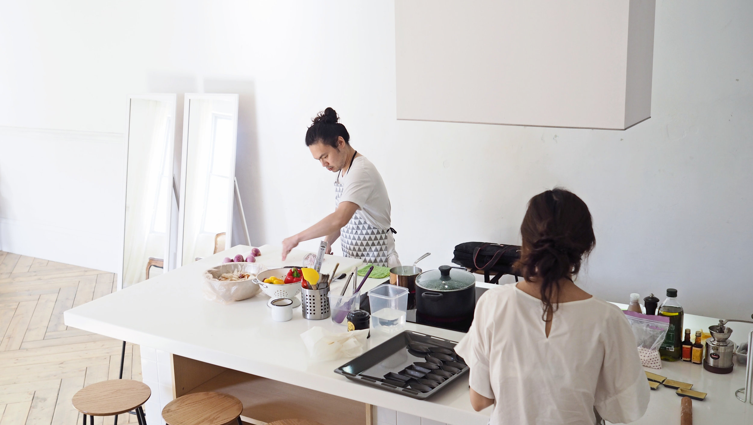 課程/私廚 Class ⇢