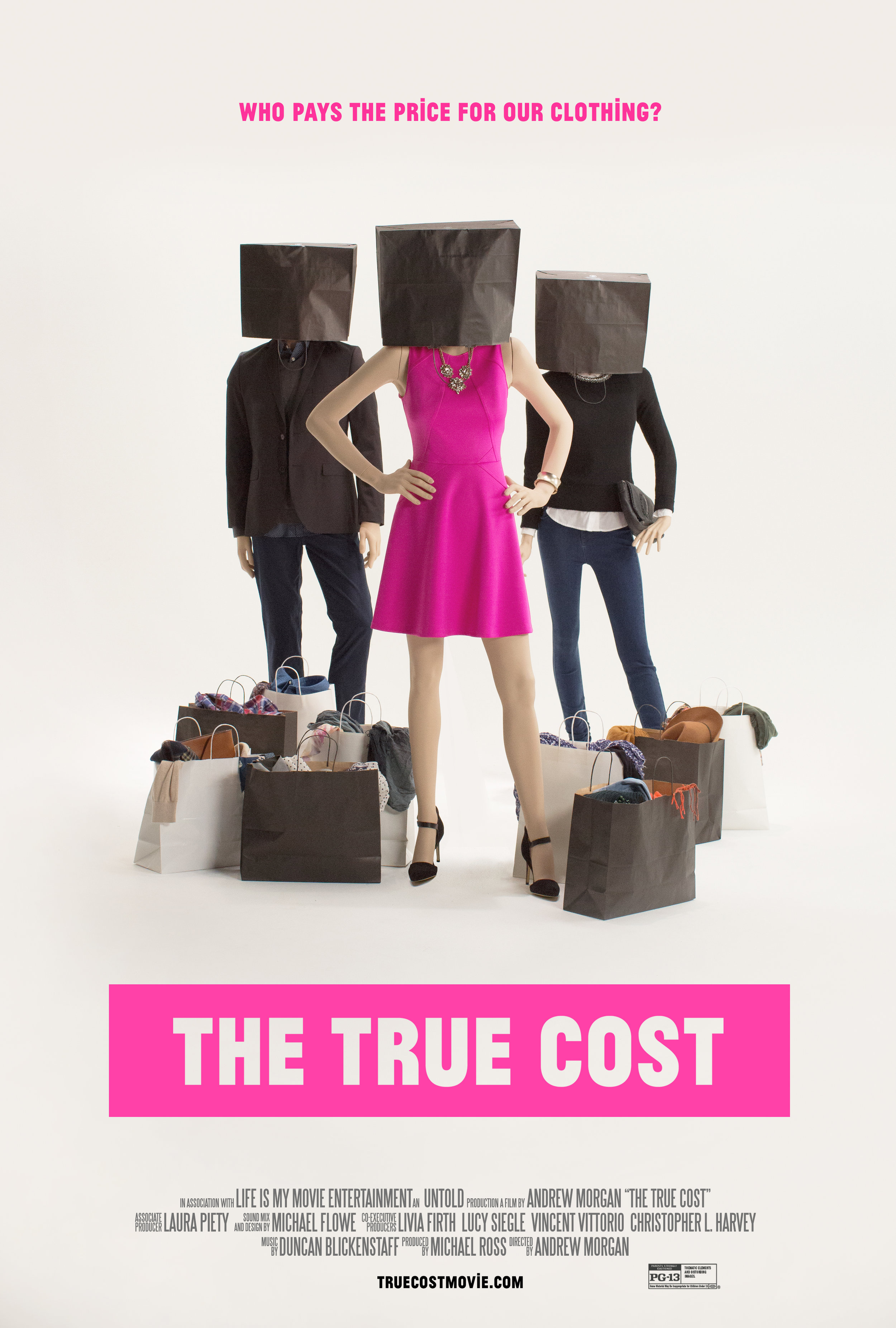 The true cost: Who pays the price of our clothing?