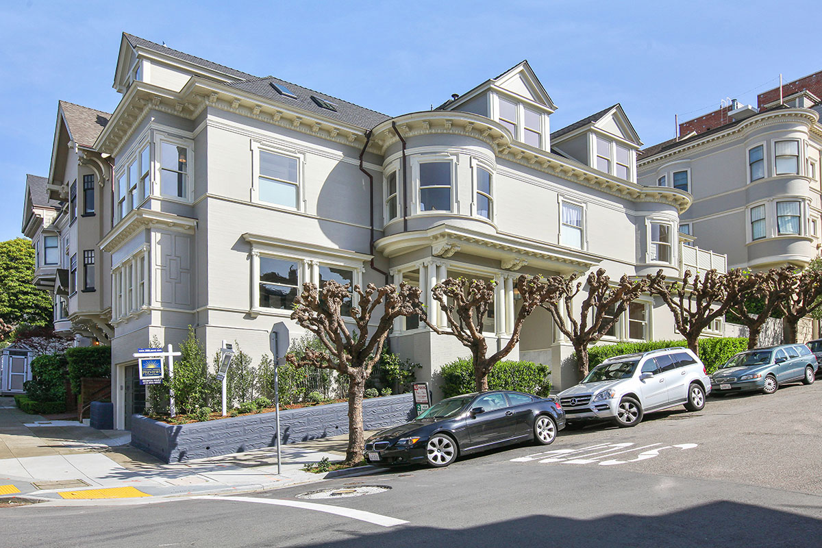 san francisco edwardian home