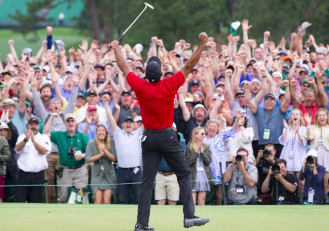 Tiger wins Masters!!