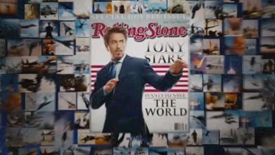 Tony Stark Iron Man Montage