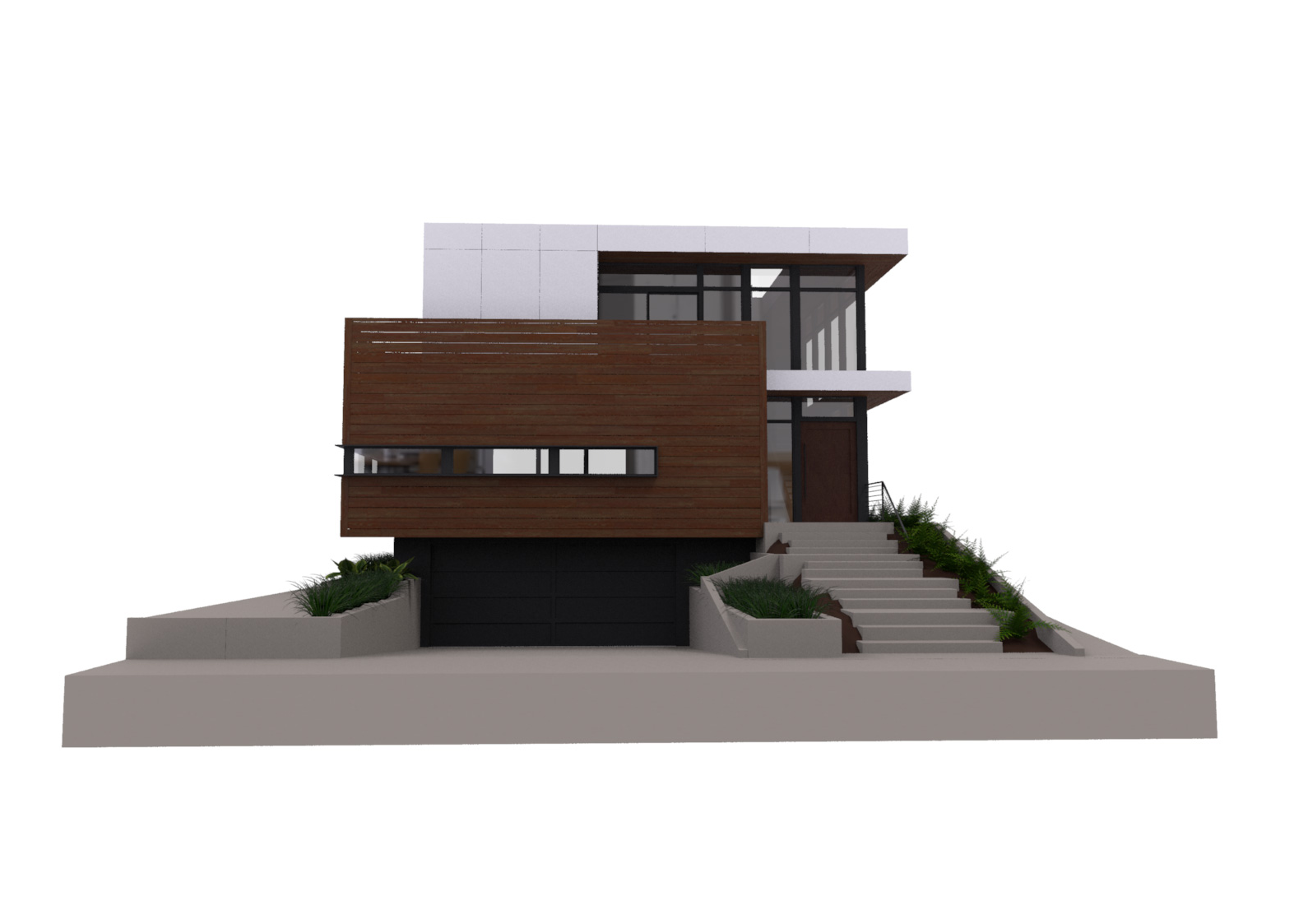 Project | Porter House