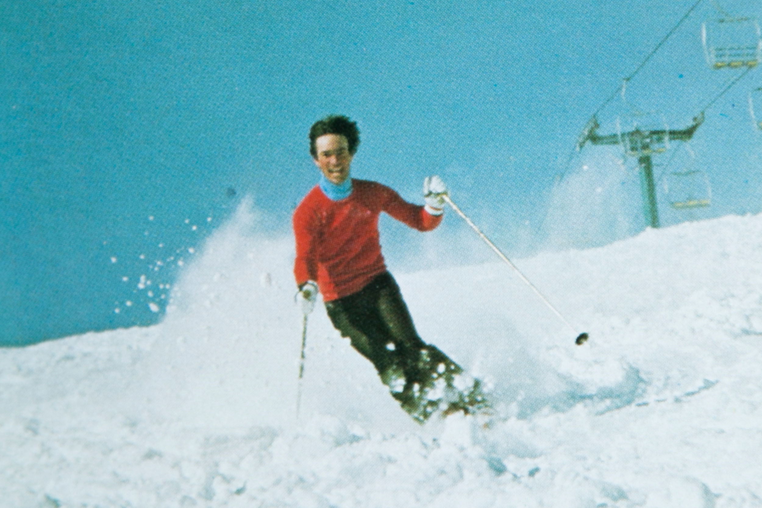 The early years at Waterville Valley
