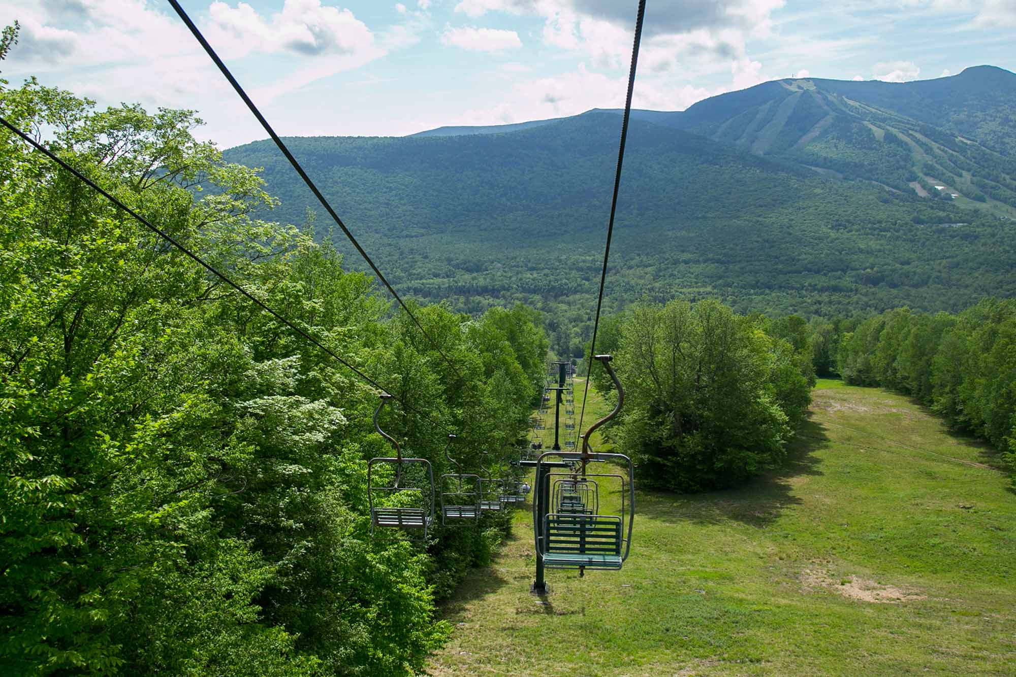Snow's Mountain Chairlift
