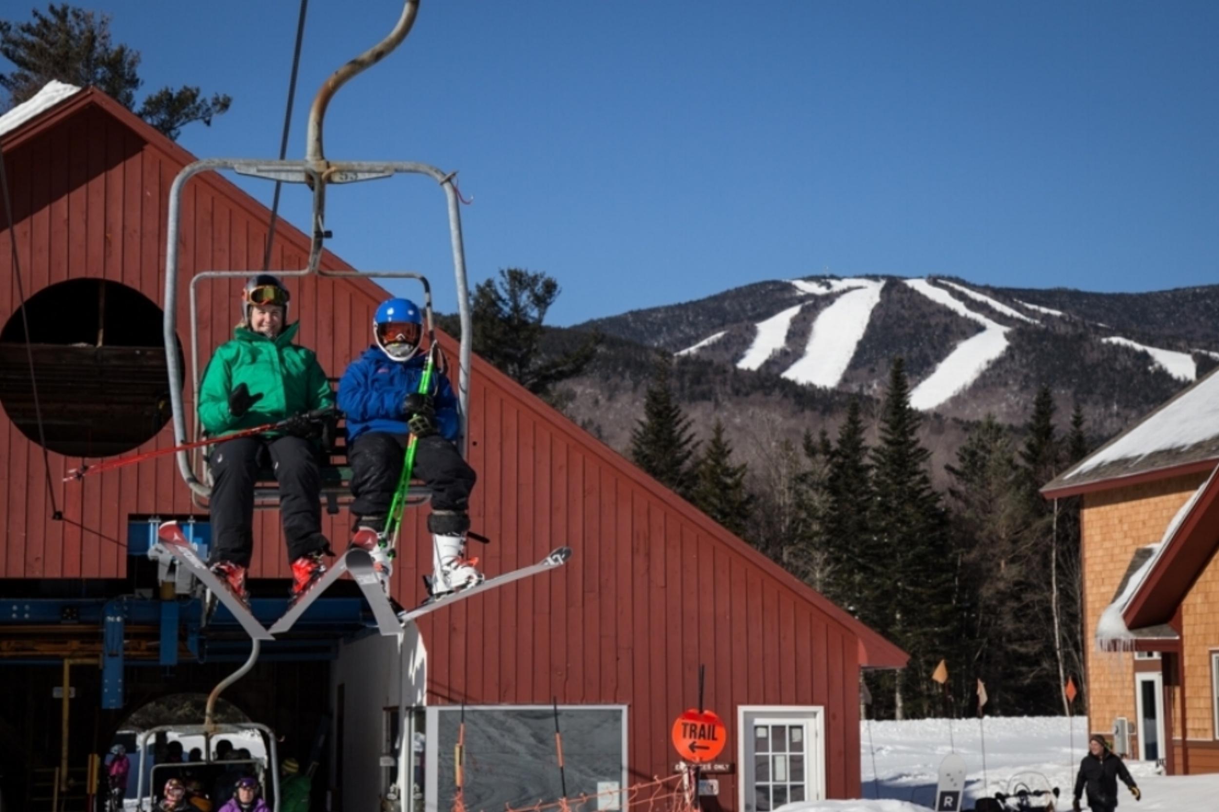 Snow's Mountain