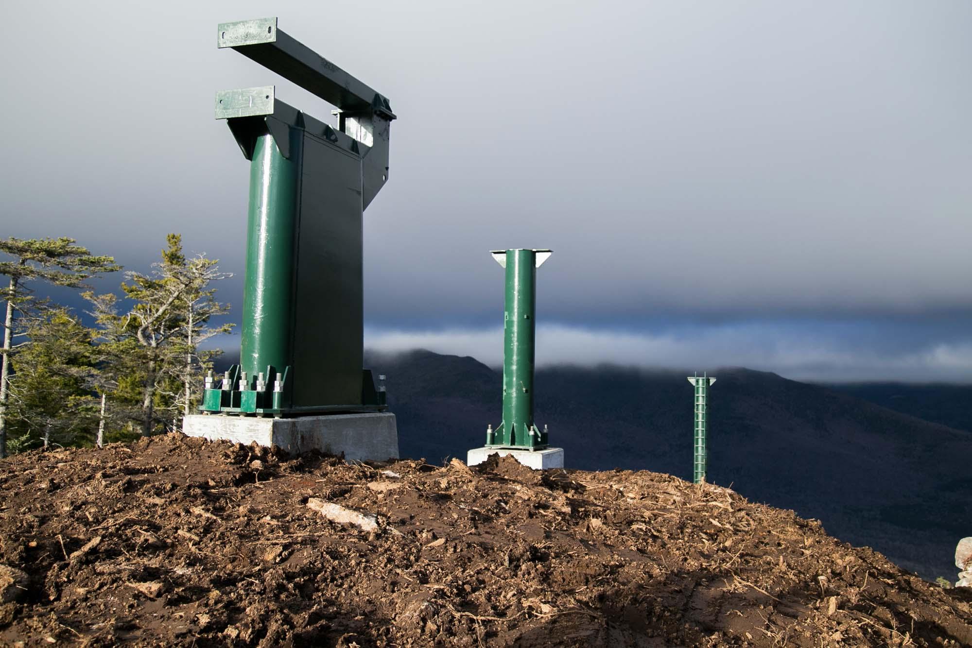 New Green Peak lift towners