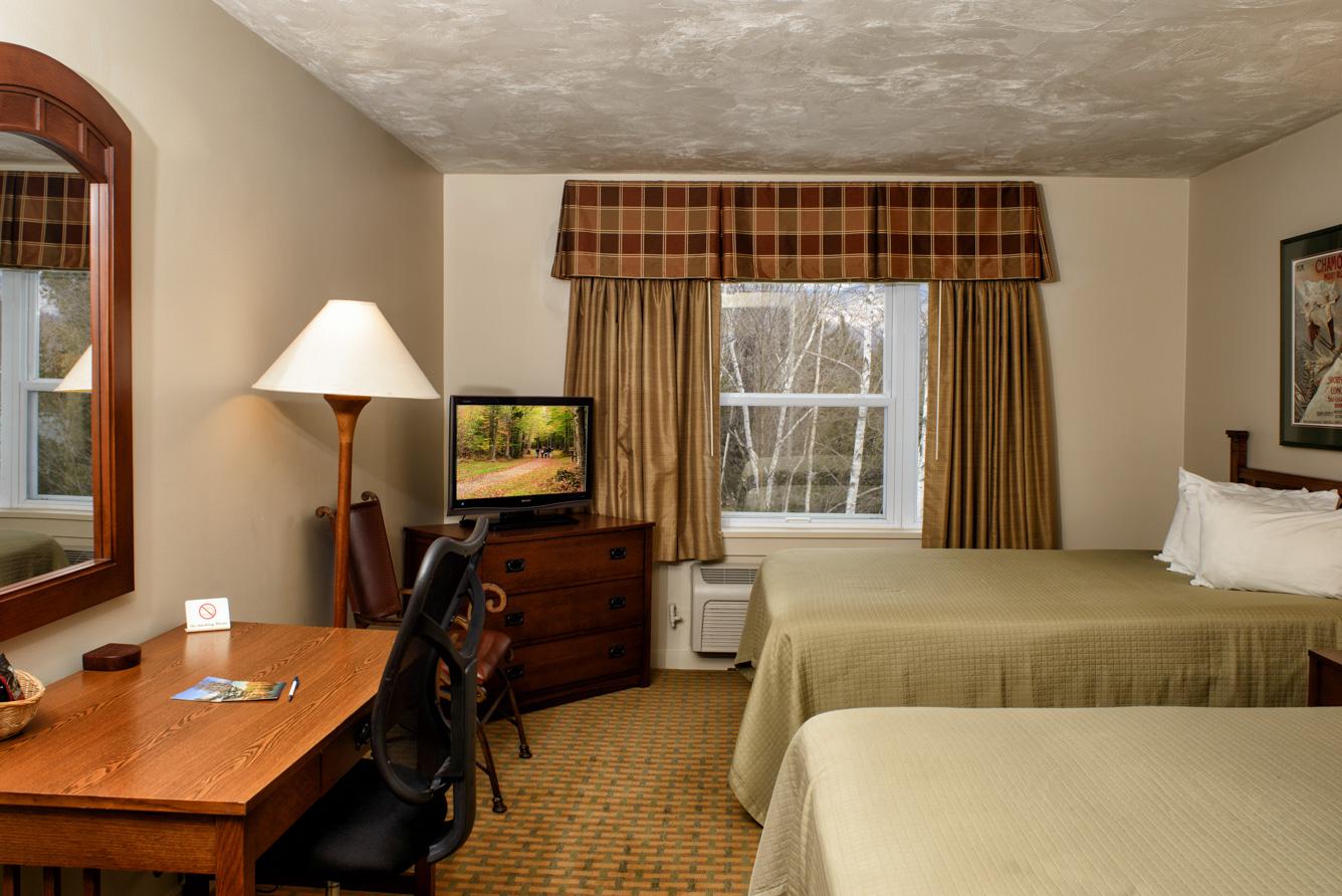 Silver Fox Inn Double Room