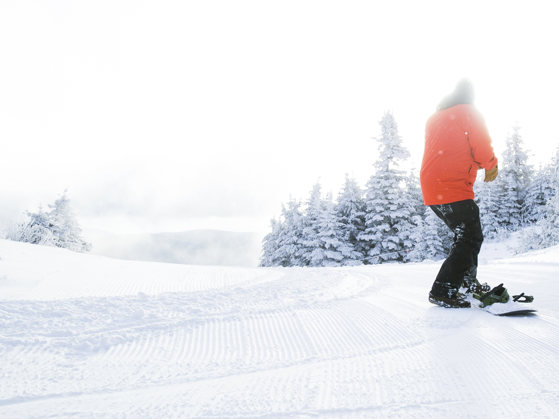 Winter at Waterville Valley