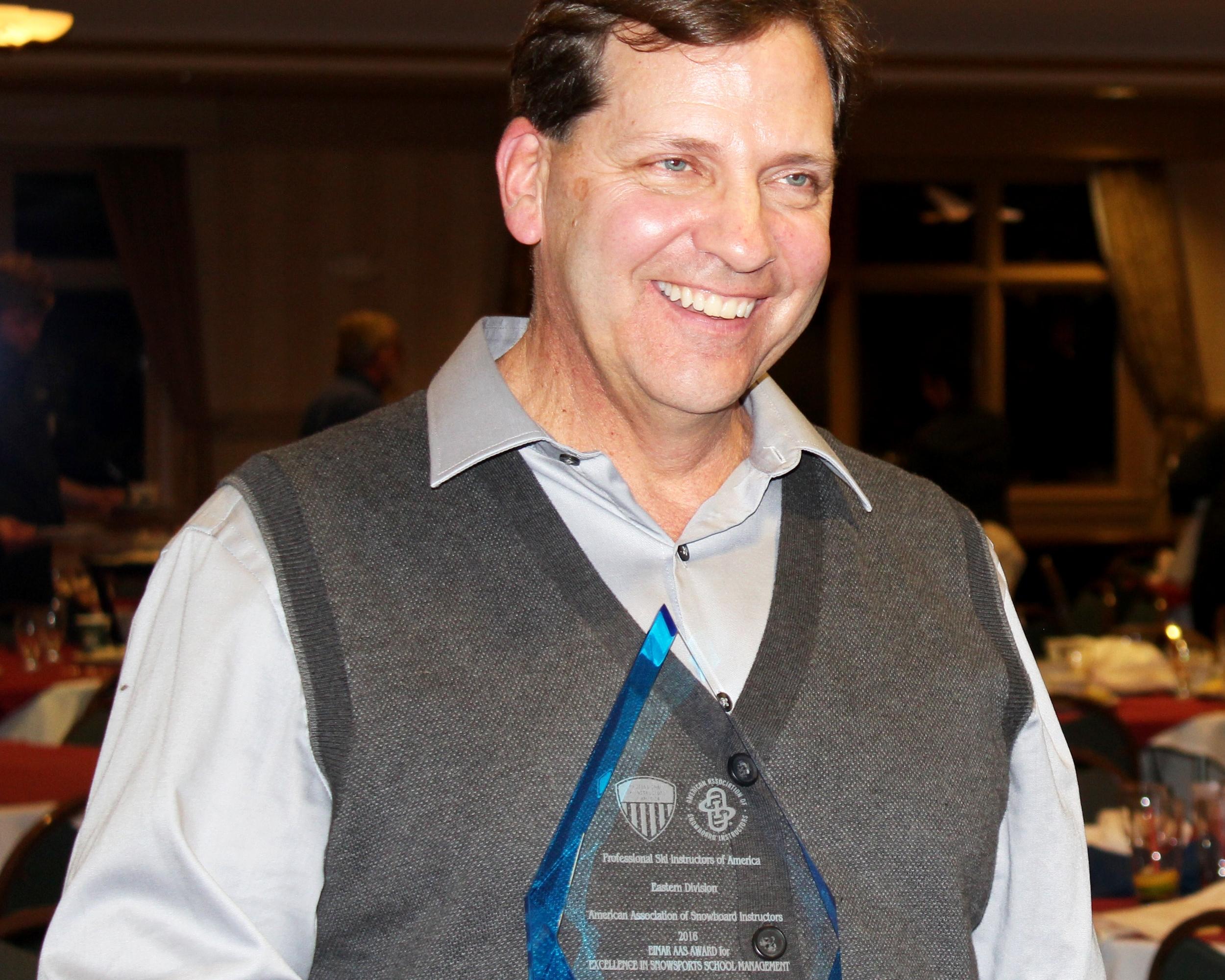 Peter Weber, Snowsports Director