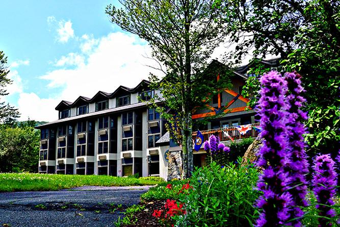 Summer at The Valley Inn