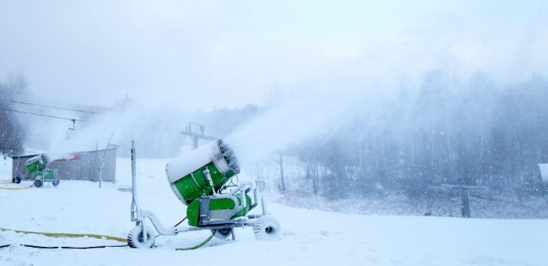 New MND snow gun