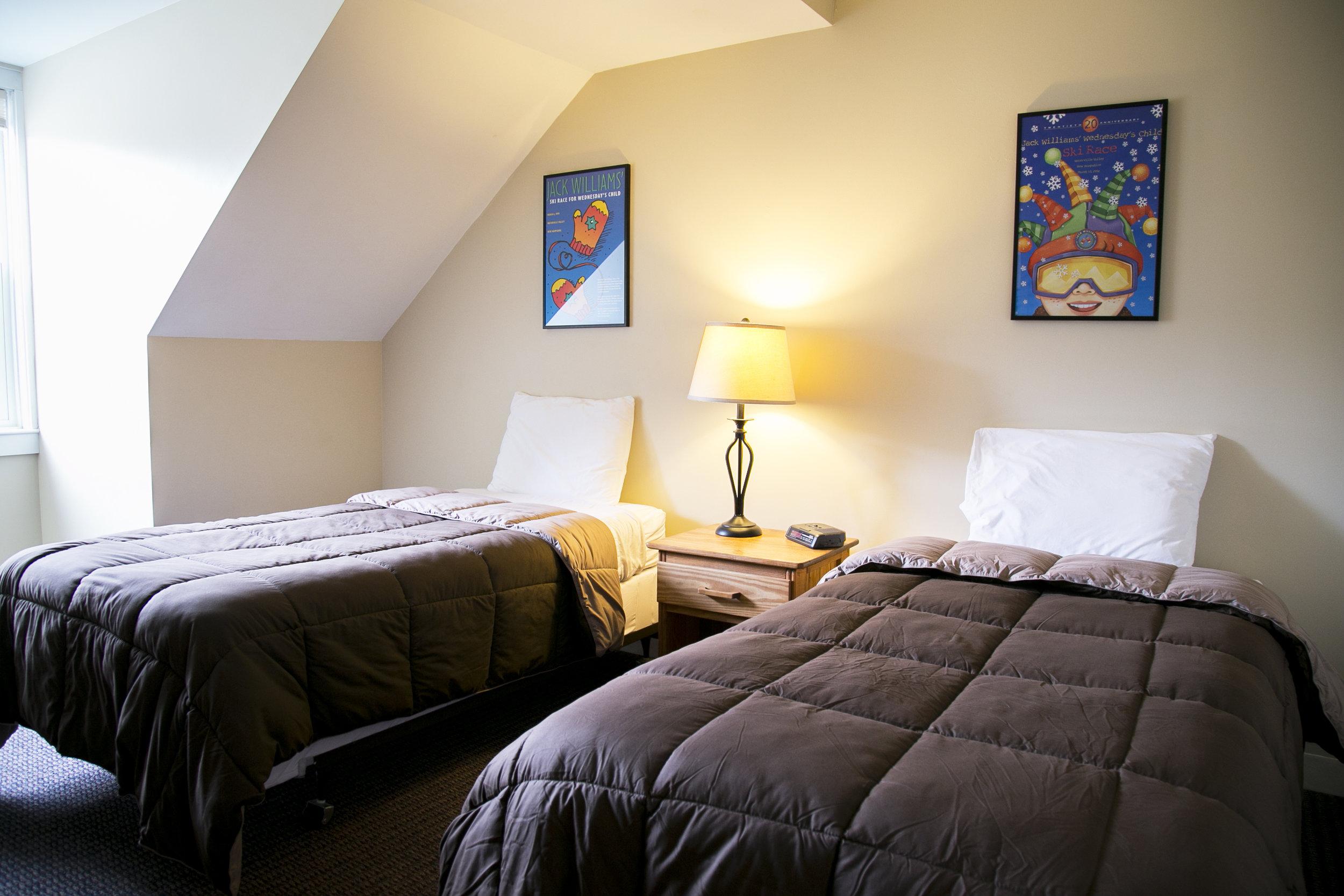 Town Square Condo's Double Bedroom