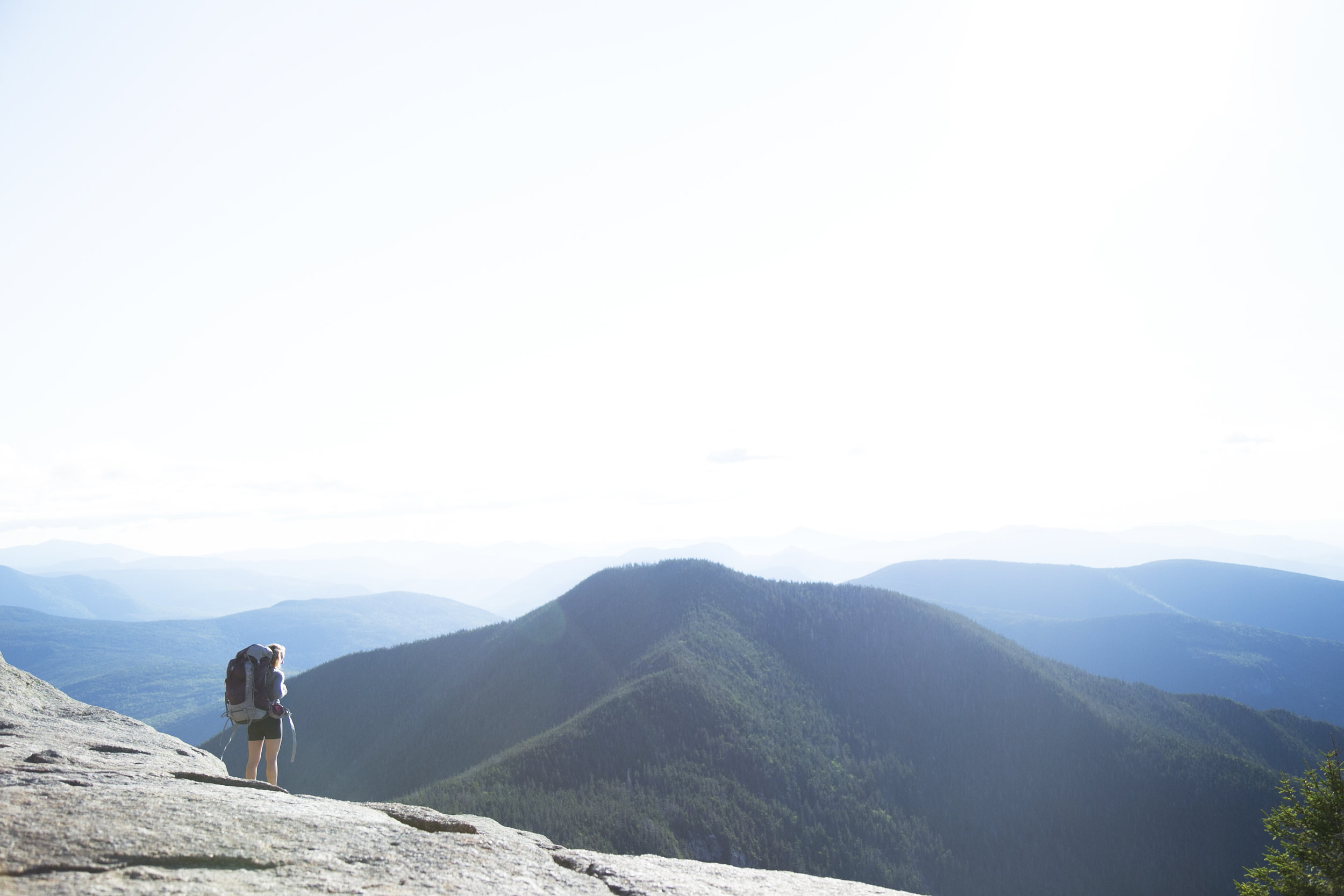 Summit of Mt. Osceola