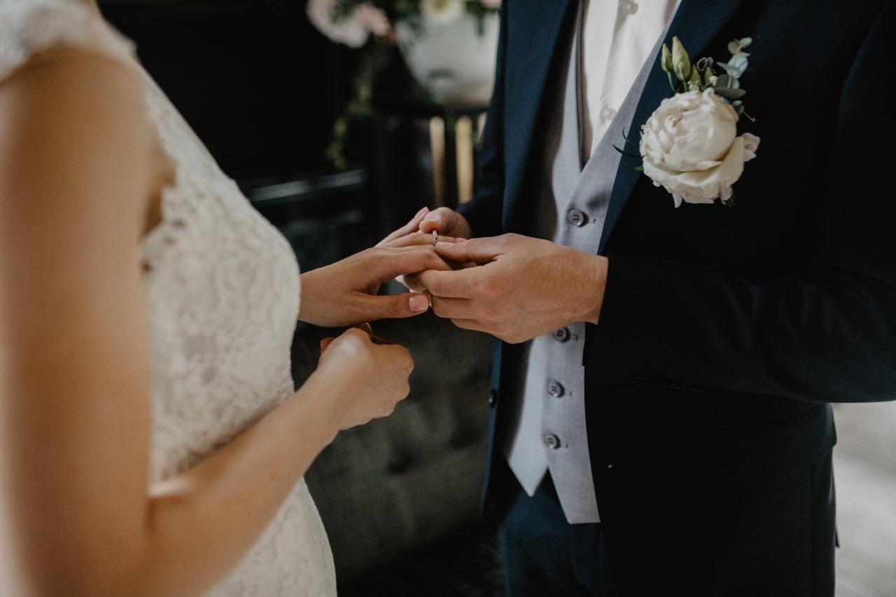 bruiloft ringen