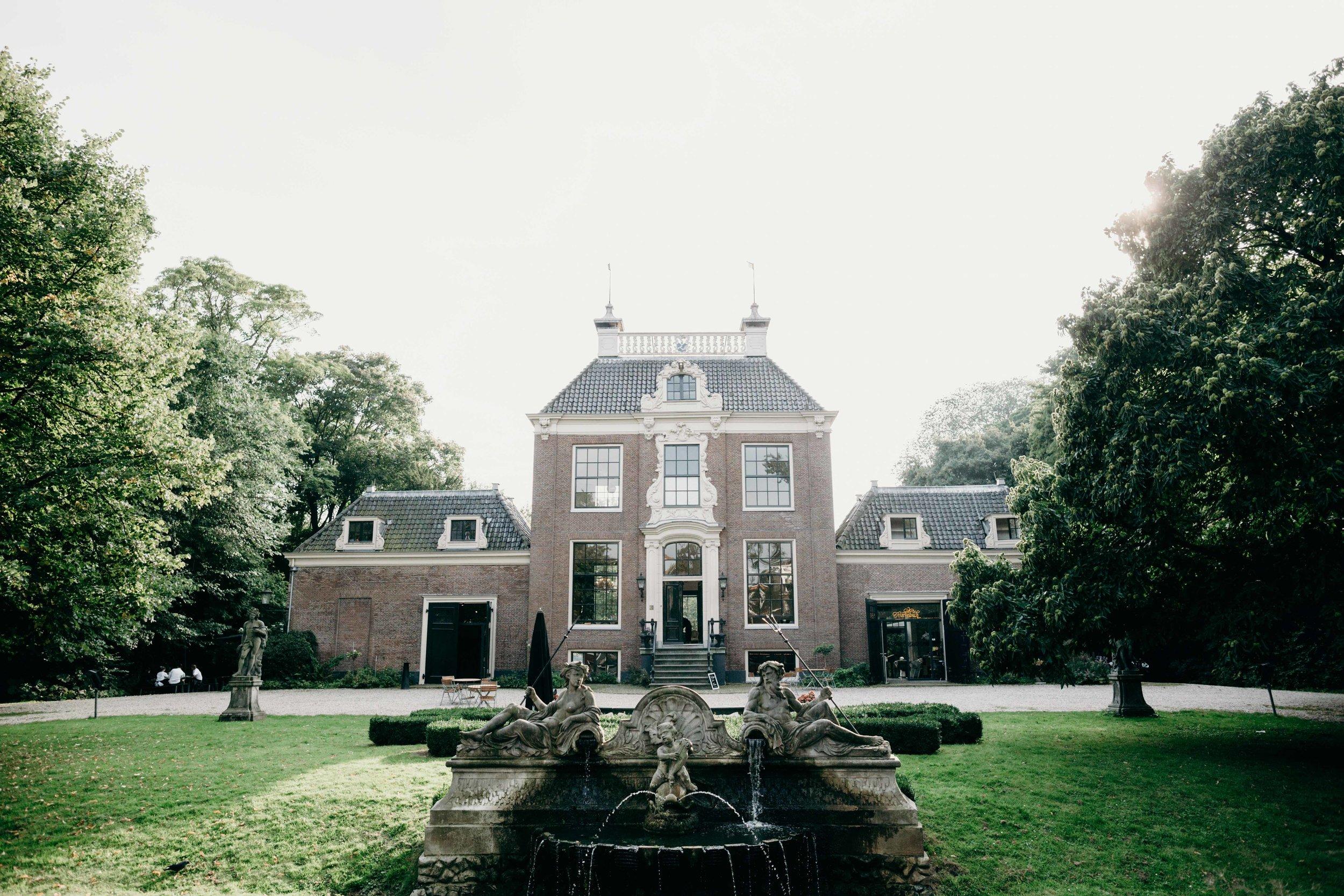 Huize Frankendael Amsterdam