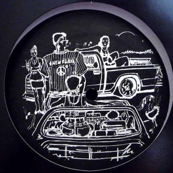 Black Noi$e EP, back label