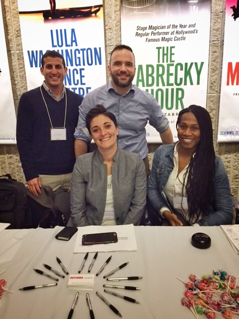 Project AFFIRM's staff at the 6th Annual Conference on Transgender Health
