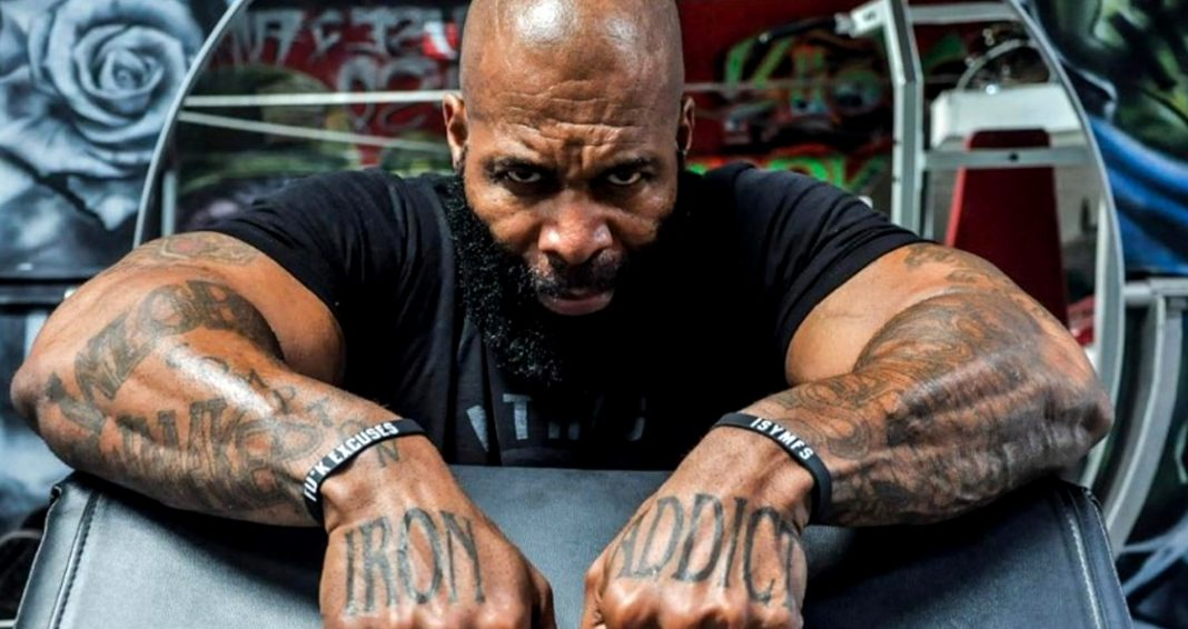 Source    - For the record, I think CT Fletcher is a GREAT guy. But his training methods are … well, you'll see.