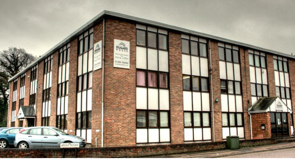 DUGARD HOUSE COLCHESTER  Purchase of a 22,000 square foot office building in Colchester May 2016