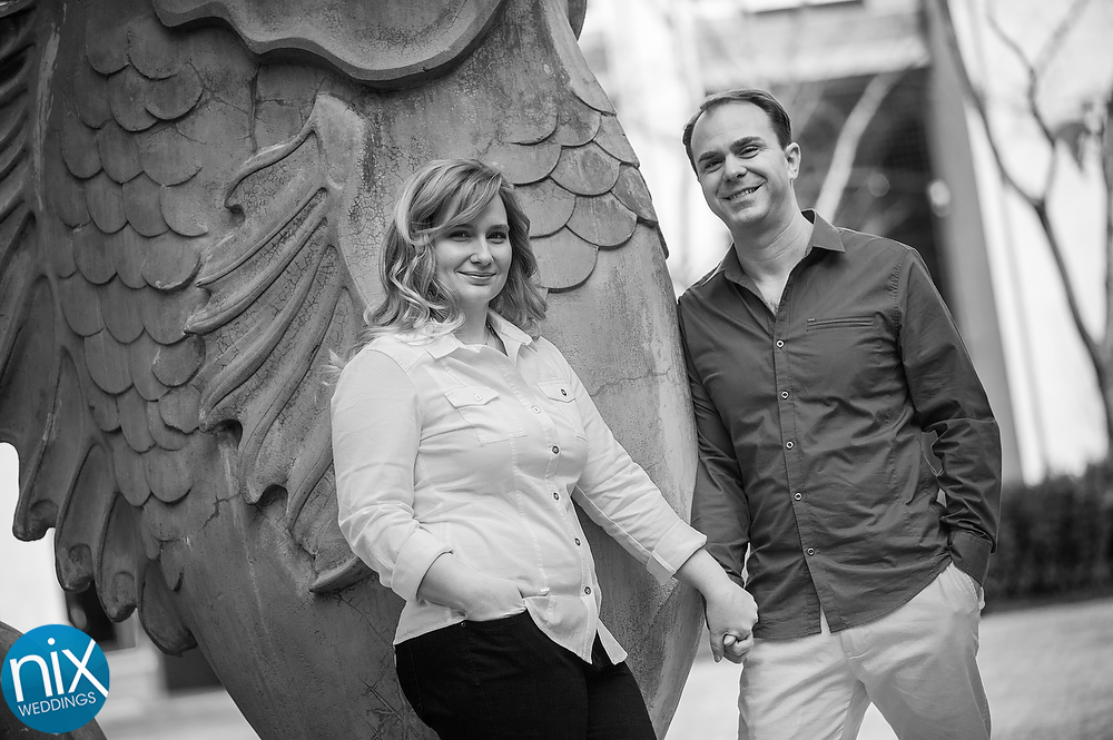Whitney and Chad engagement
