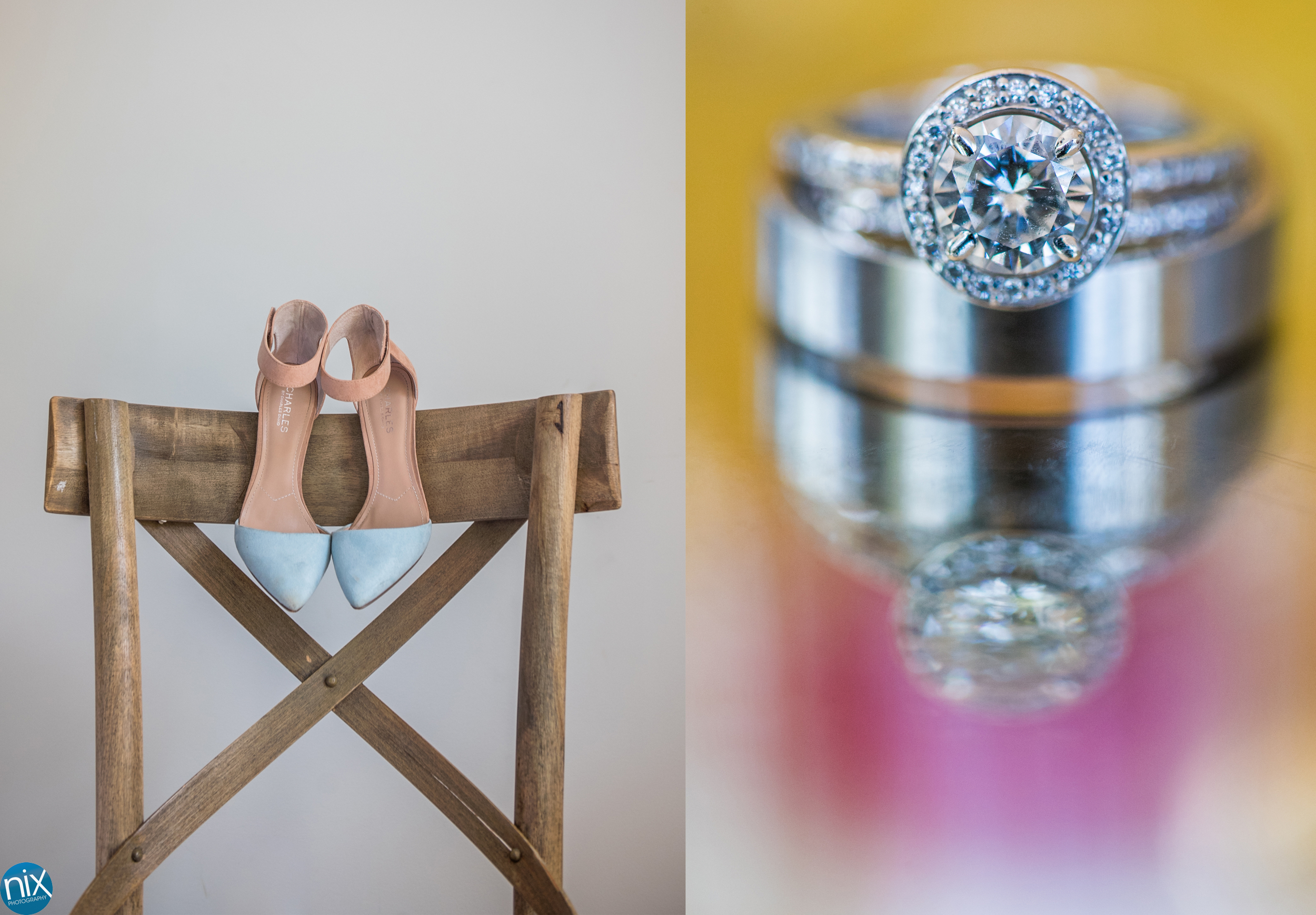 wedding shoes and rings at morning glory.jpg