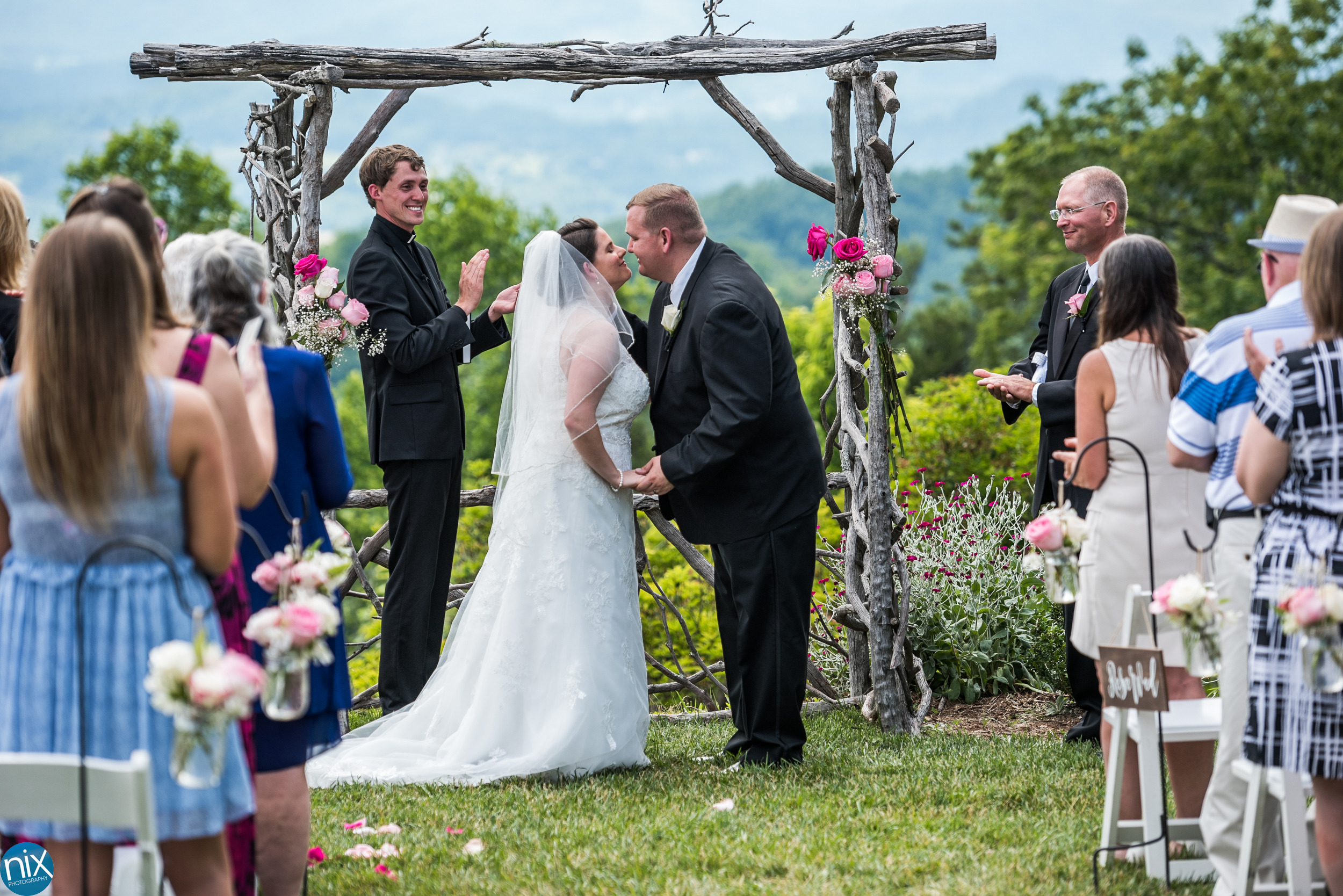 first kiss in mountains at cabin ridge.jpg
