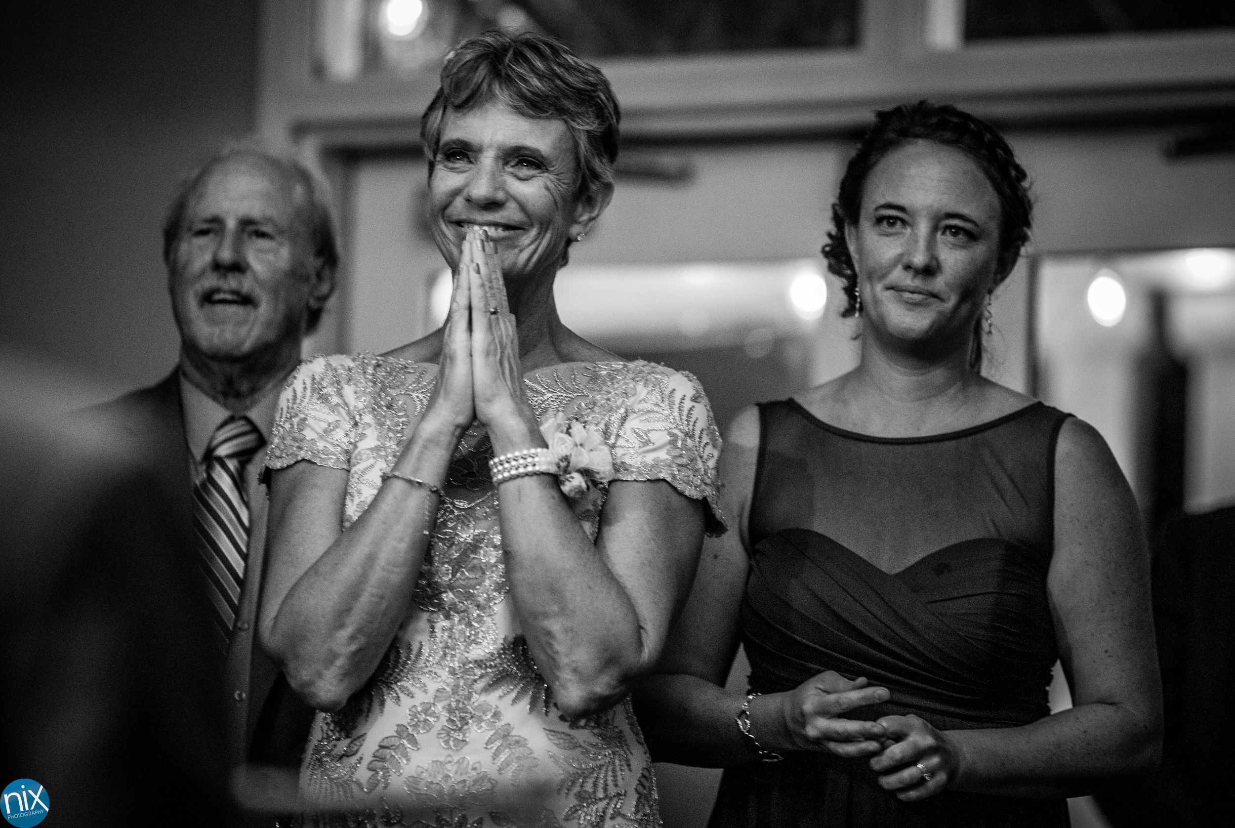 mother of bride at North Stone Country Club in Huntersville.jpg