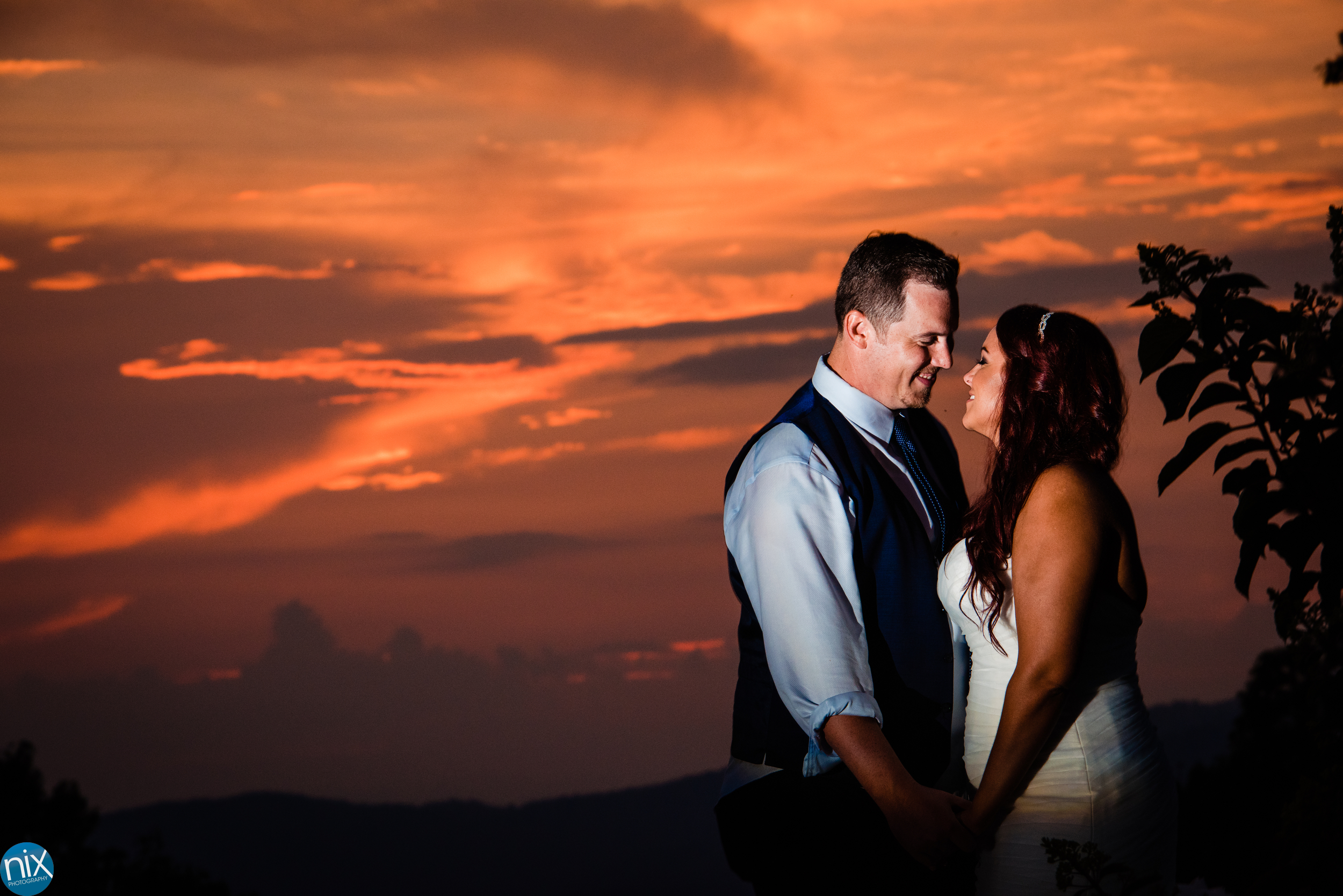 cabin ridge wedding sunset.jpg