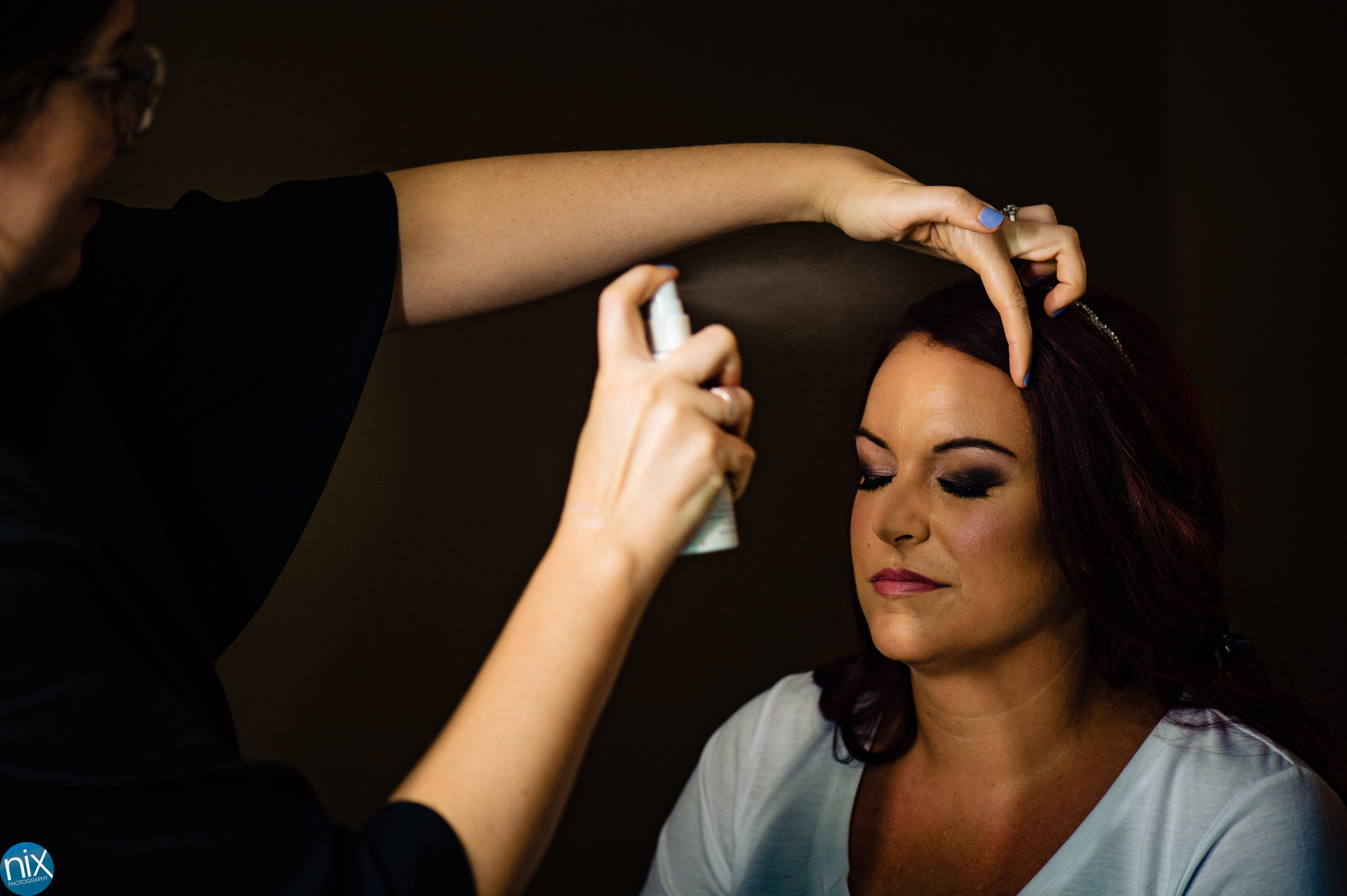 bride gets ready for mountain wedding.jpg