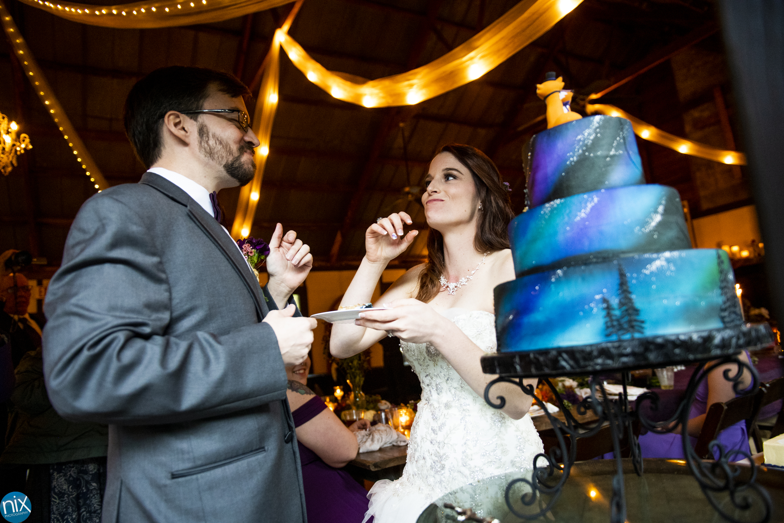 Brown Mountain Beach Resort cake cutting.jpg
