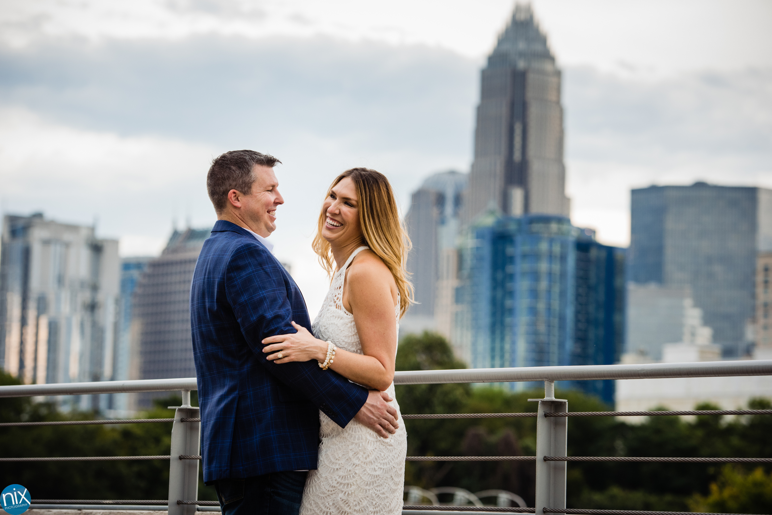 charlotte skyline engagement at Terrace at Cedar Hill color.jpg