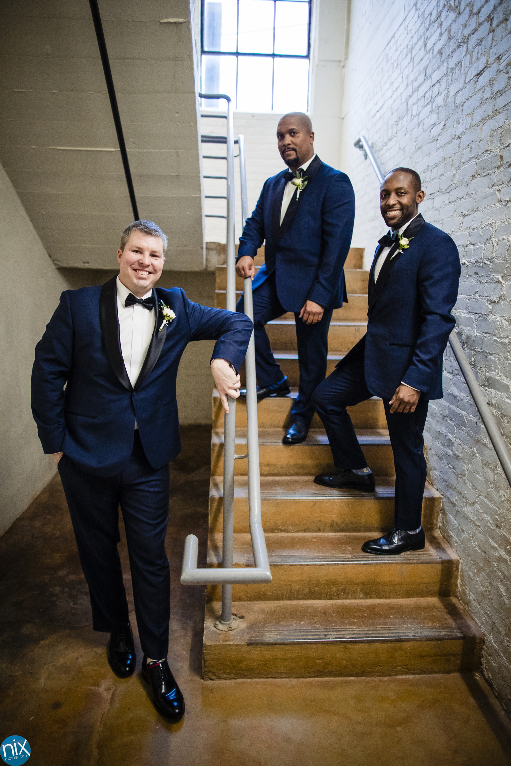 groom at groomsmen at The Terrace at Cedar Hill.jpg