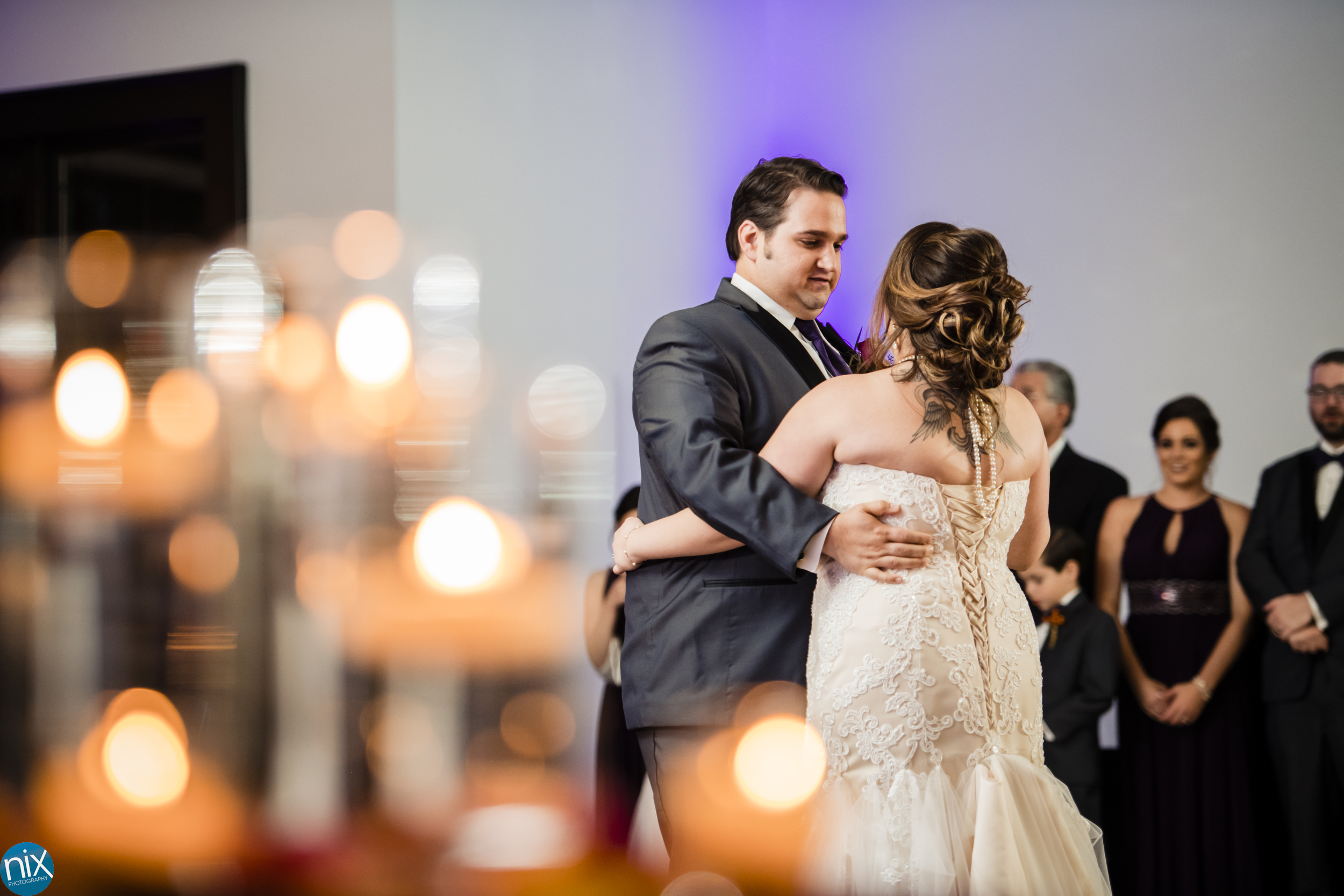 first dance during wedding at Southern Charm Events.jpg