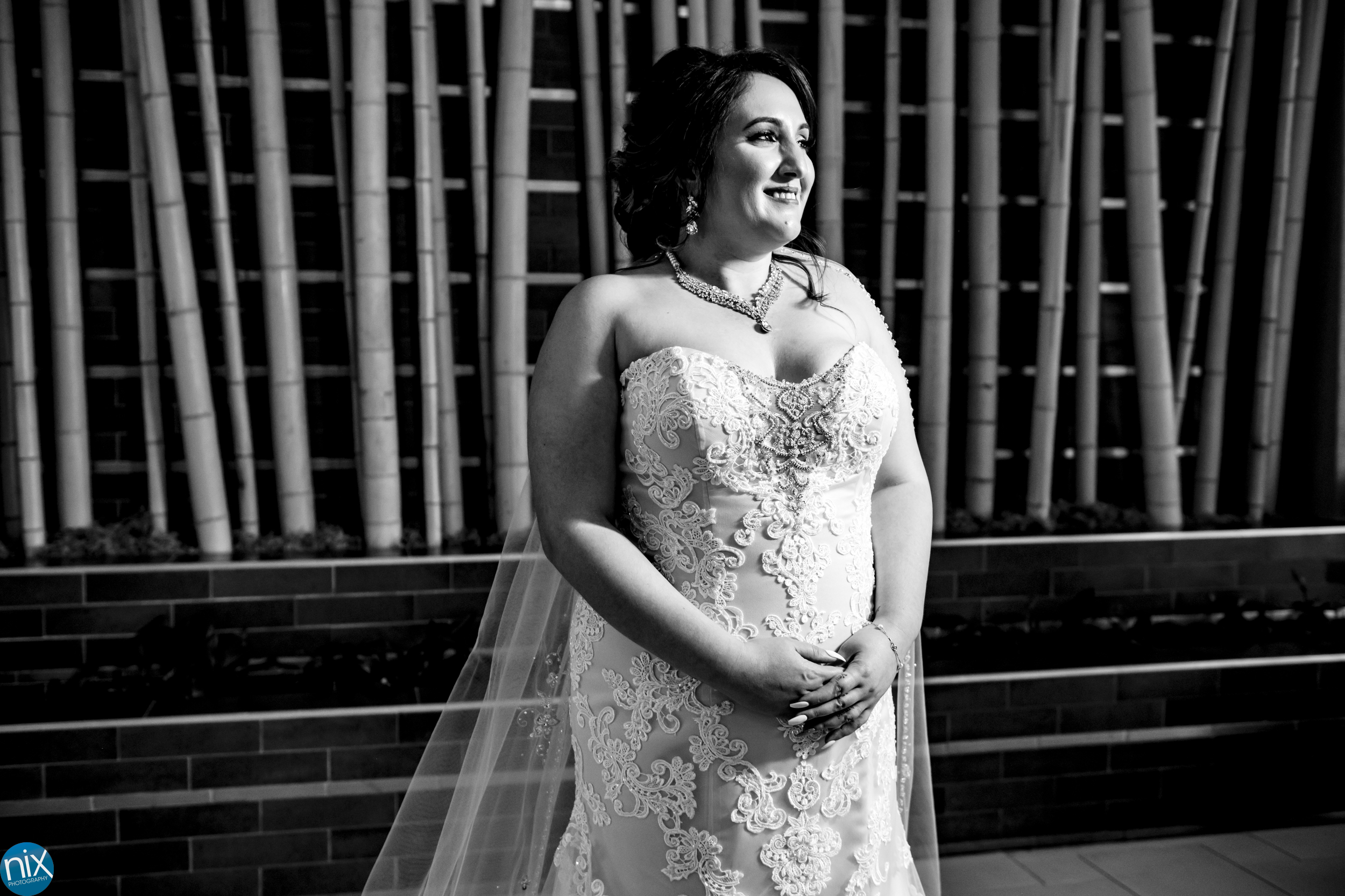 Holiday Inn Rock Hill bride on her wedding day.jpg