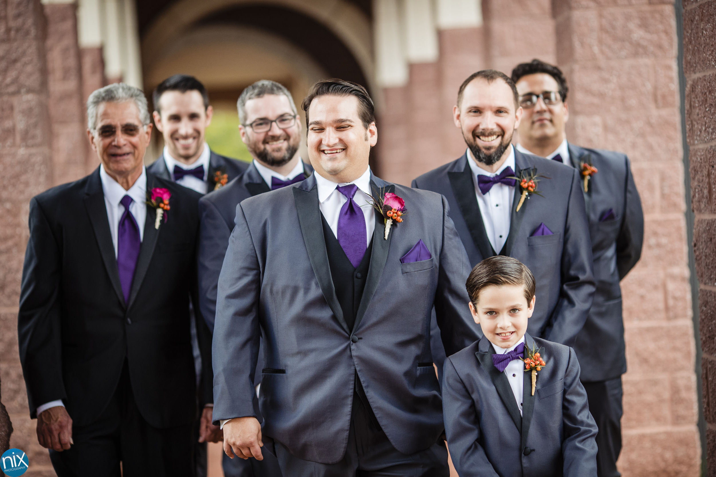 St Philip Neri Catholic Church groom and groomsmen.jpg