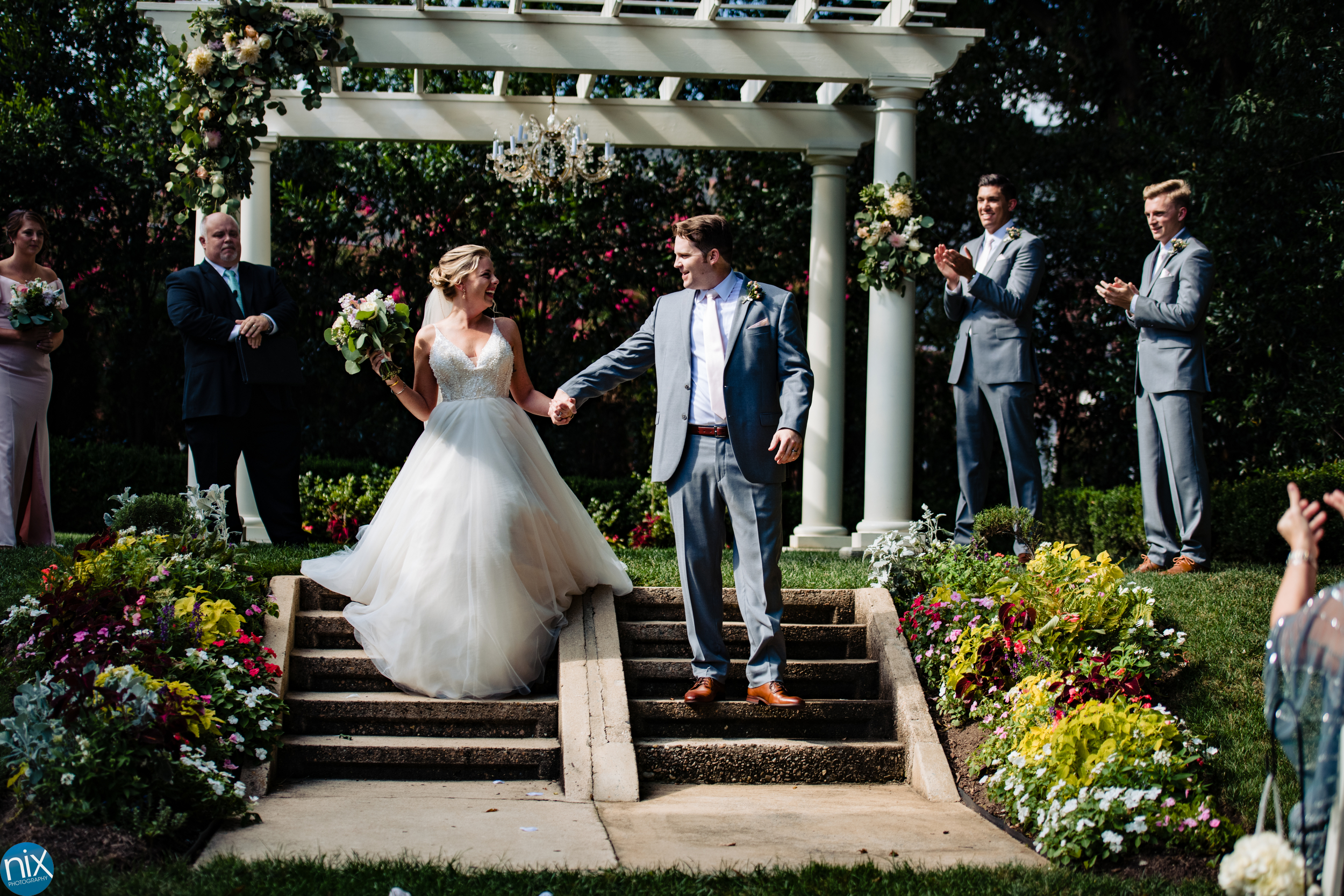 Caroline and Zach's Wedding at Separk Mansion on Saturday, August 3, 2019.