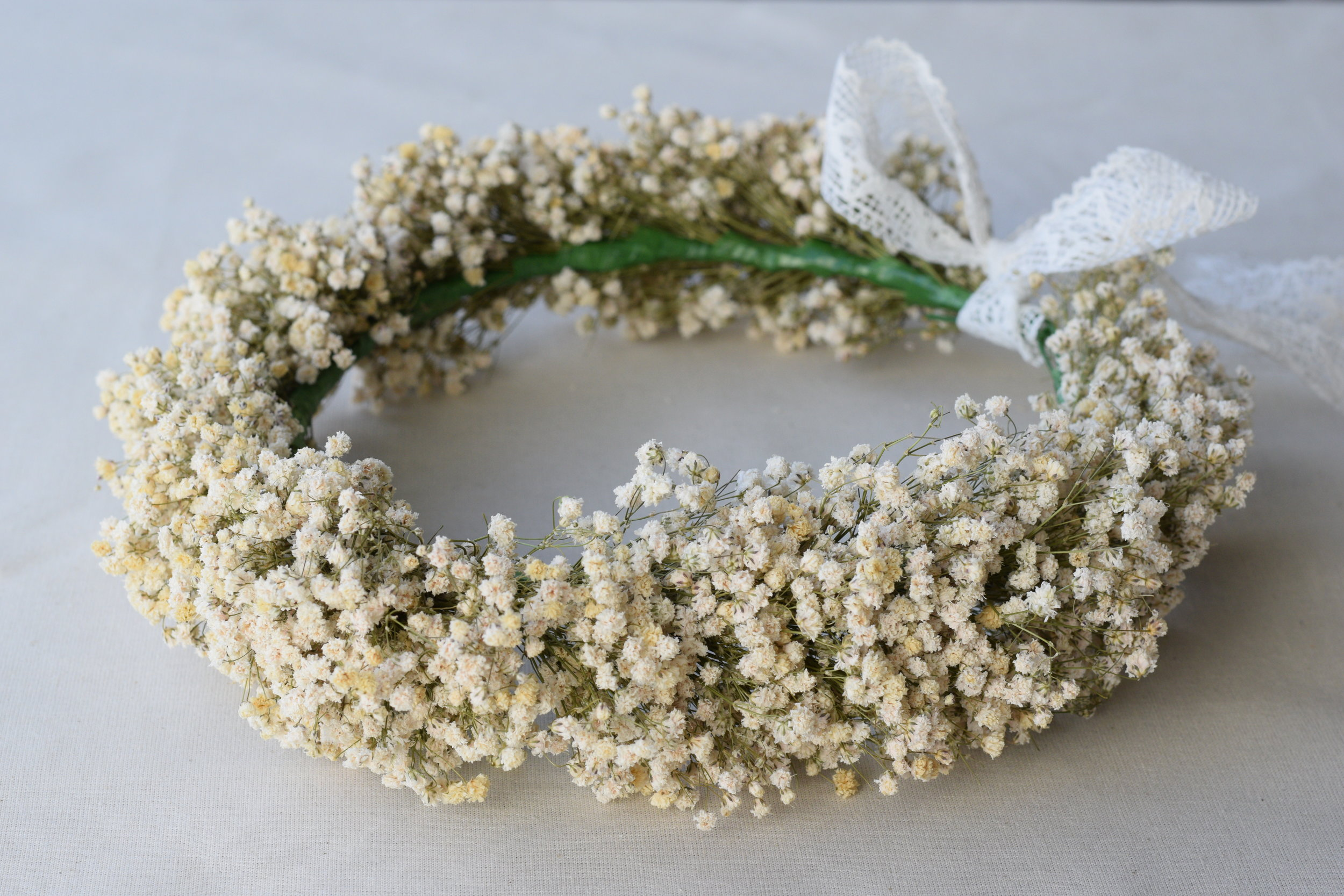 Floral Crowns - Floral crowns for Brides, Bridesmaids, Festival lovers or for those of us that love a bit of floral with their everyday style!