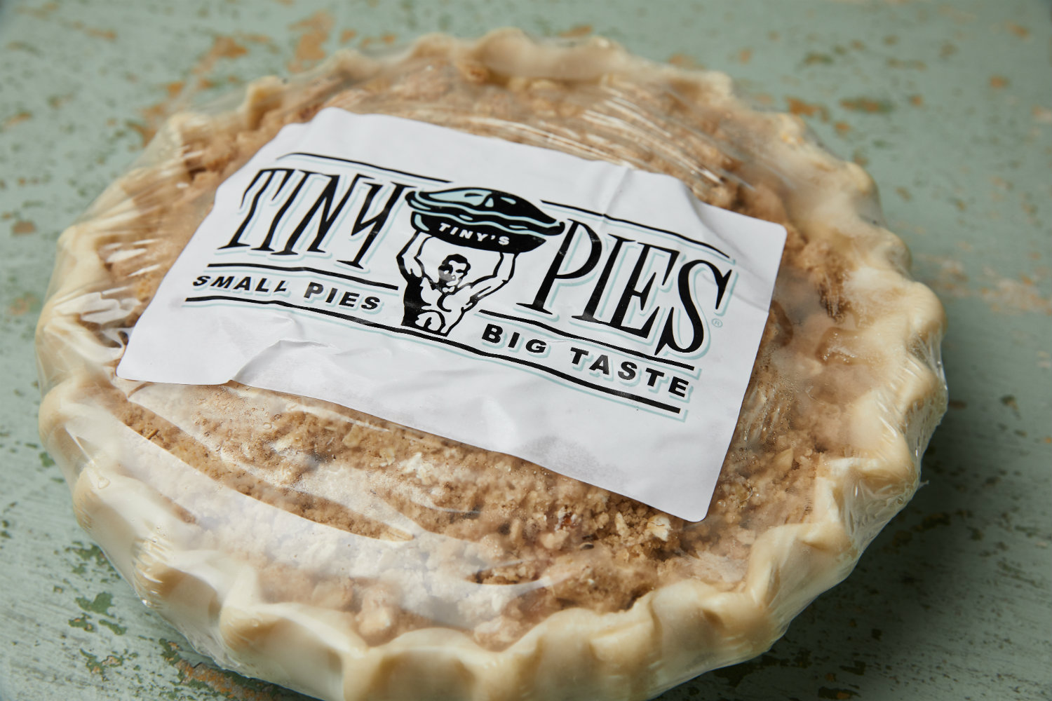 Enjoy the smells of a freshly baked pie in the comfort of your own home. You can even take the credit. We don't mind at all.