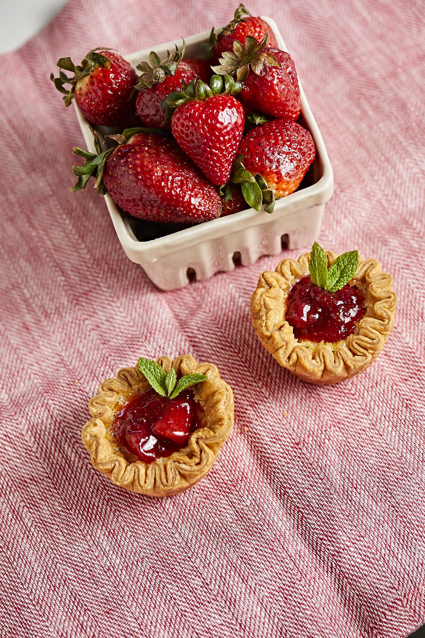 Strawberry Bourbon Buttermilk