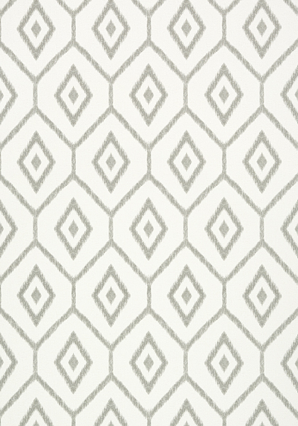 Wallpaper option 2: Grey Ikat