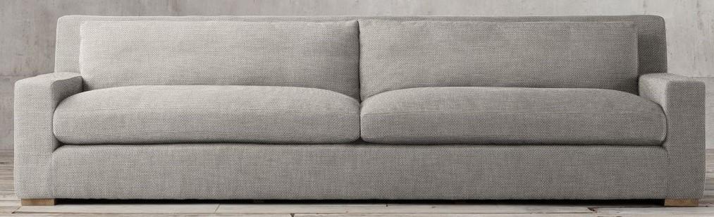 Parisian Track Arm Sofa