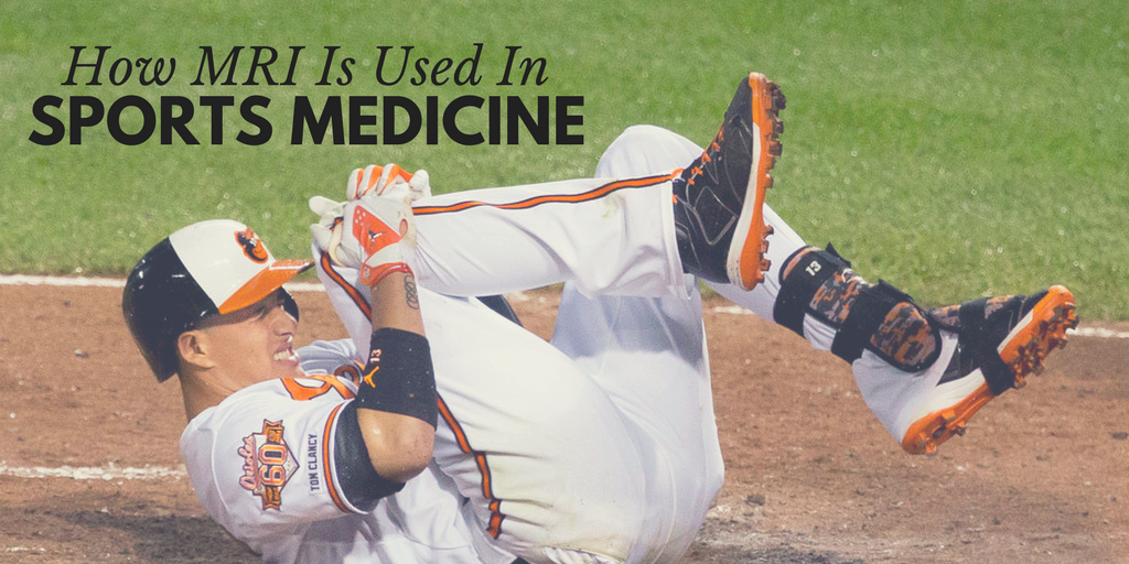 How MRI Is Used In Sports Medicine