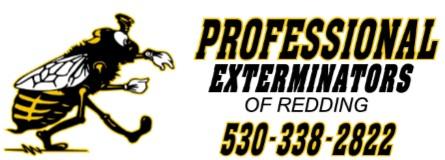 Professional Exterminators of Redding Logo