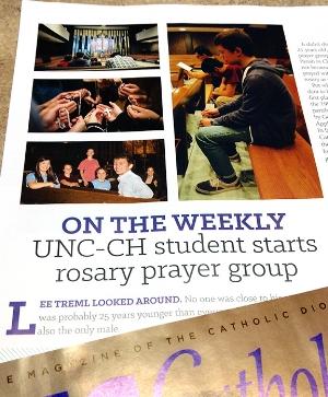 NC Catholic, March 2017 Issue