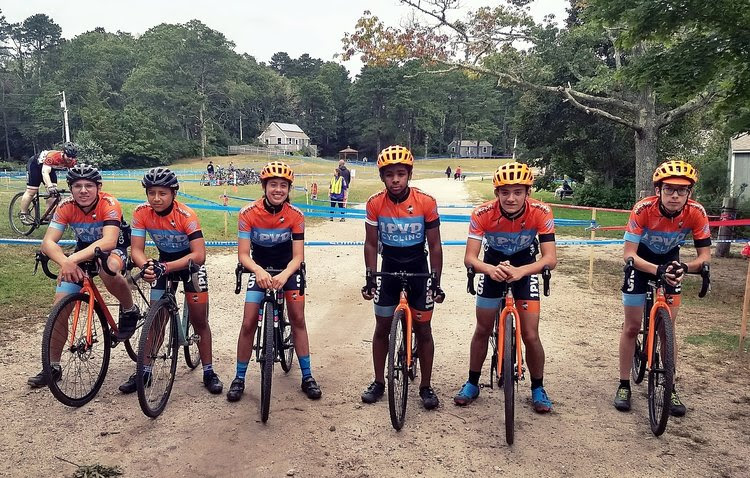 Our 2018 team debuted at Cape Cross in Sandwich, MA.