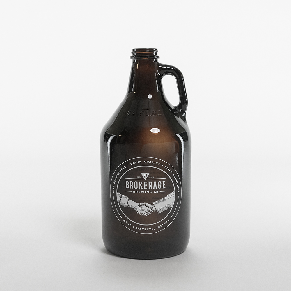 Growler: $5 (unfilled)