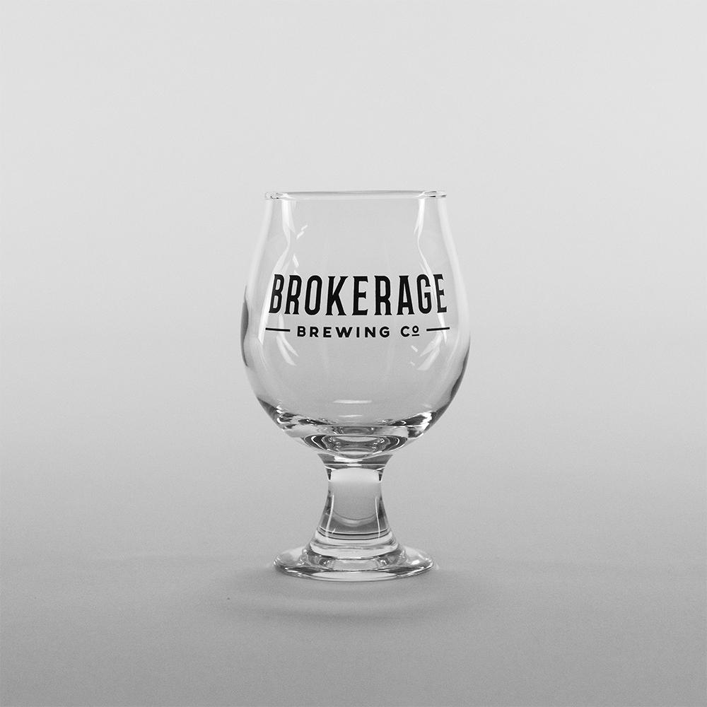 Goblet Glass: $5