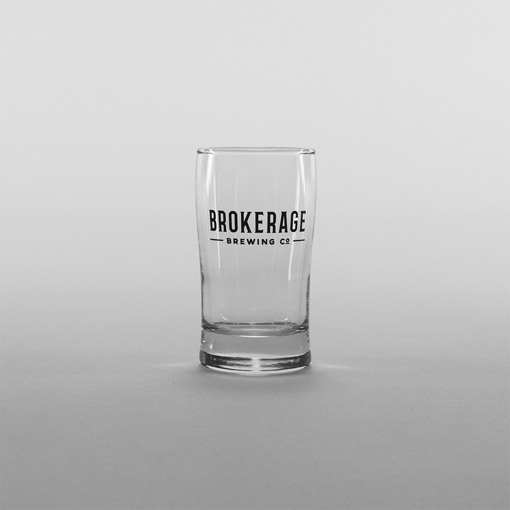 Mini Glass: $3
