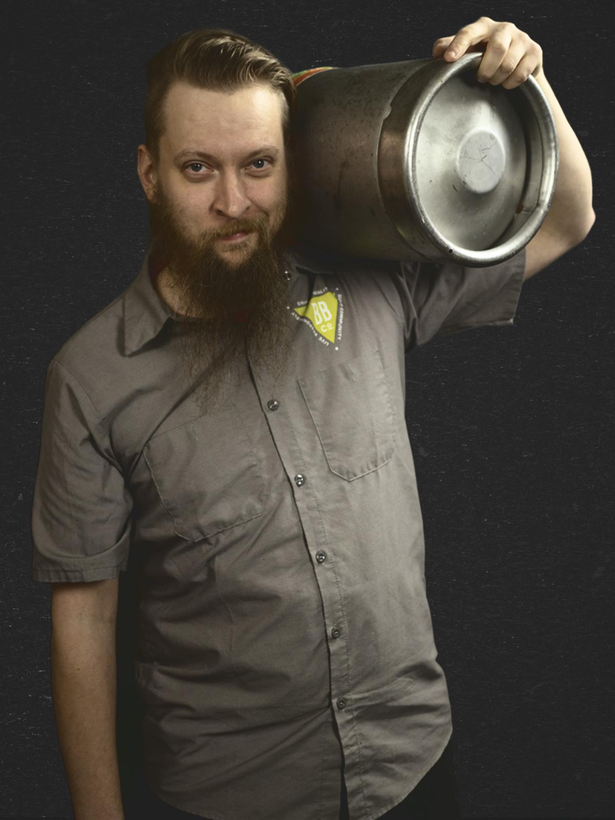 Brewer Work Shirt: $40